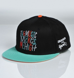 """The Music"" Snapback"