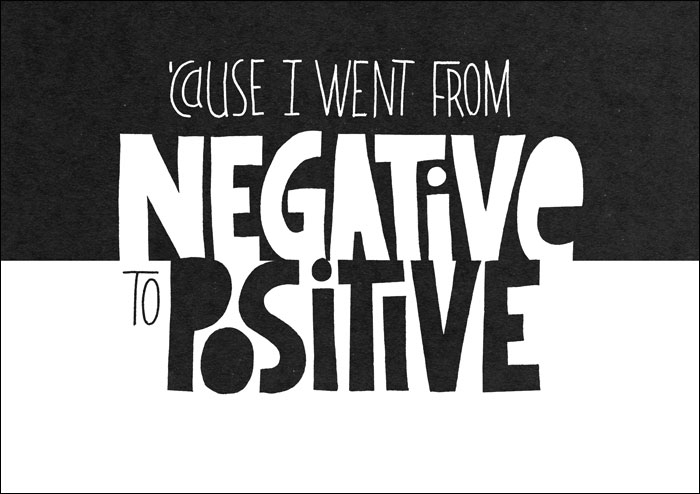 the positive and negative side of rap music