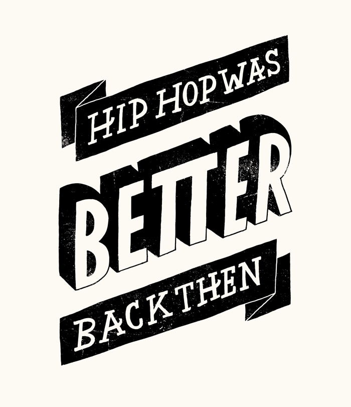 426 Back Then By Jay Roeder Freelance Illustration Hand