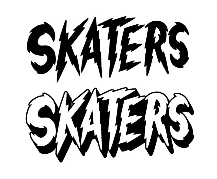 skaters nyc branding by jay roeder  freelance illustration
